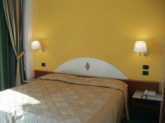 Hotel Le Ville : letto