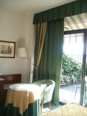Hotel Le Ville : camera