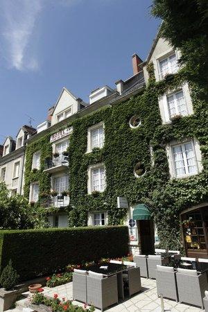 Hotel Ibis Blois Centre Chateau Blois Frankreich