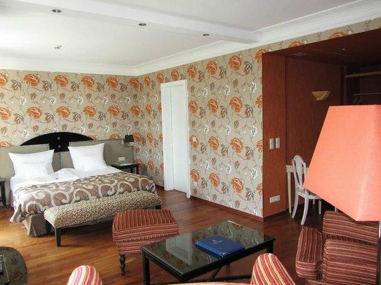 Parc Belair Hotel: Номер люкс