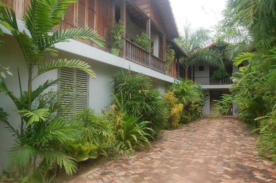 Bambu Battambang Hotel: room