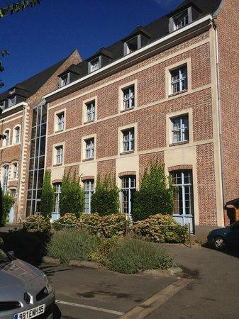 Couvent des Minimes - Alliance Lille : La façade