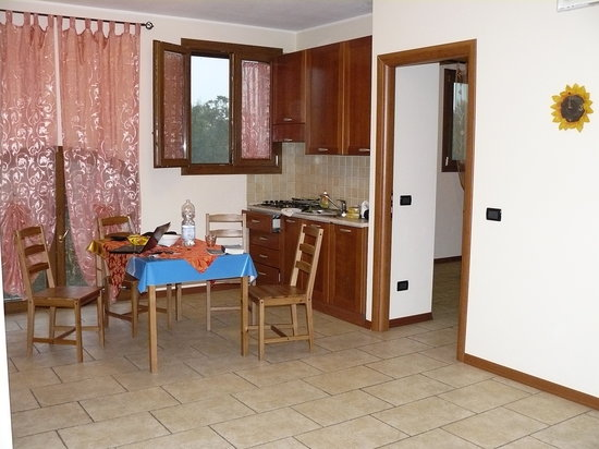 Agriturismo Il Melograno : Kitchen