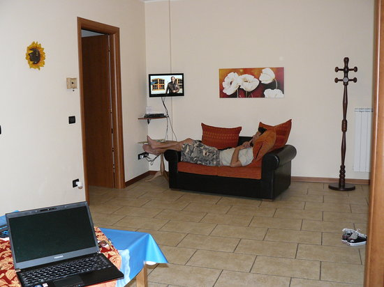 Agriturismo Il Melograno : Living area