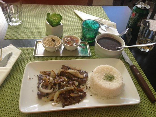 Little Brazil : Picanha als Mittagessen