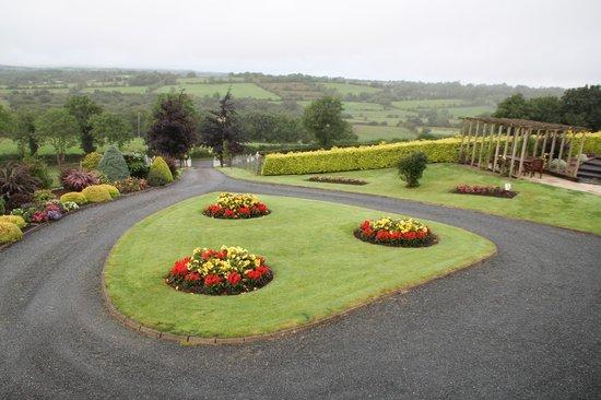 Drumyouth, Irlandia: Aussicht vom Schlafzimmer