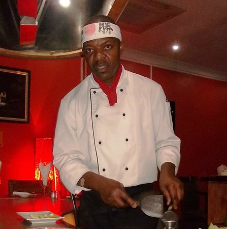 Nam Jai House Asian Fusion : Chef . . . . .  you know how to cook & entertain!