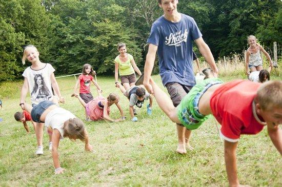 Camping Indigo Sarlat : Les activités en journée