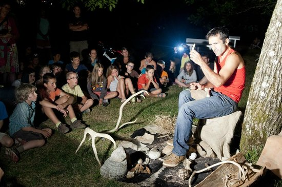 Camping Huttopia Sarlat : Les activités en soirée