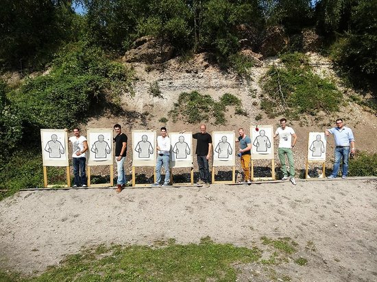 ‪Shooting Range Prague‬