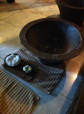Puri Santi - Garden of Relaxation: bowl