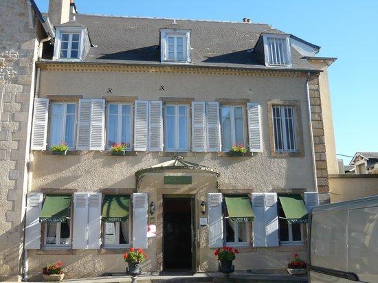 Le Clos de Bourgogne : l'hôtel