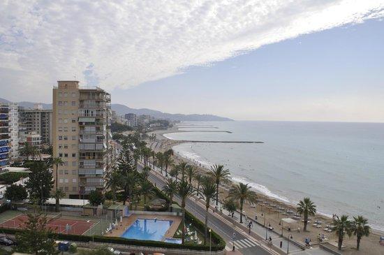 Benicasim, Spanje: Hacia Barcelona