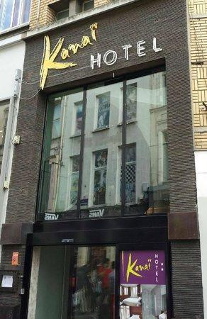 Kanai Hotel : L'hôtel