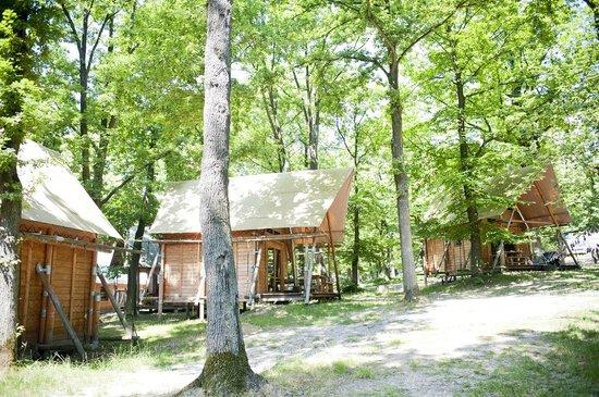 Camping Huttopia Versailles