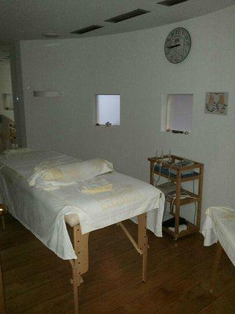 Alp Cron Moarhof Hotel: stanza per i massaggi