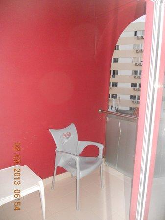 QuarteiraSol: Balcony