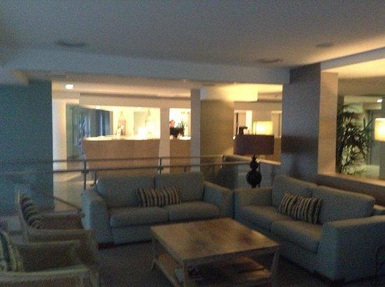 QuarteiraSol: Area in reception