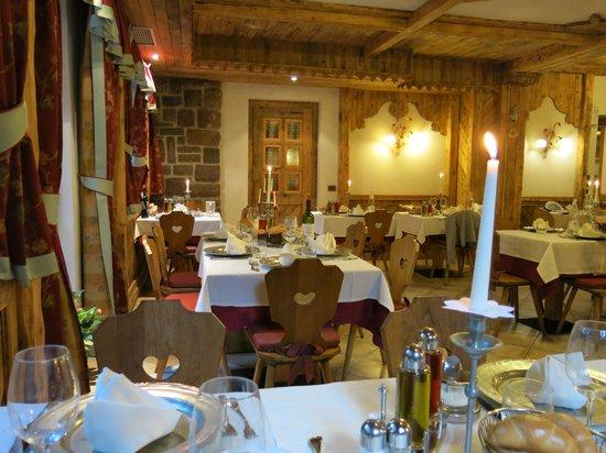 Dolce Casa Family Hotel & SPA: la sala da pranzo