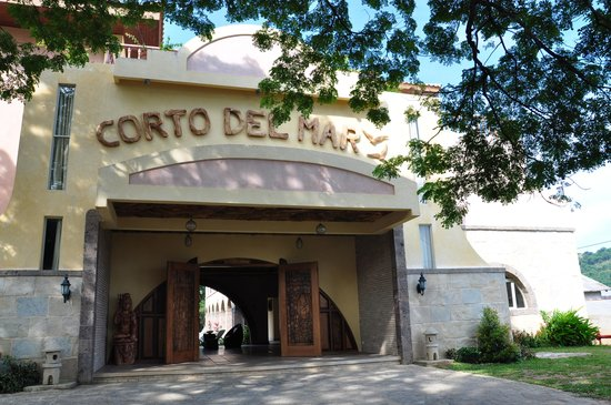 Corto del Mar Hotel: Hotel appearance