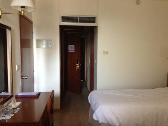 Kapetanios Odyssia: my room