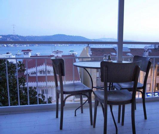Mangerie Terrace View