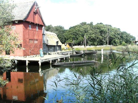 Guldborg, Danimarca: Dorfansicht