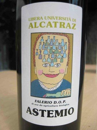 Libera Universita' di Alcatraz: Le nostre etichette