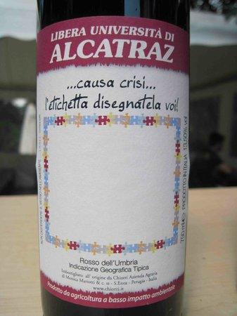 Libera Università di Alcatraz: Le nostre etichette