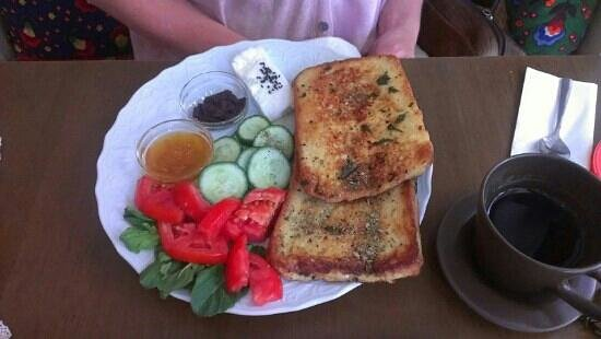 Ufak Tefek Seyler & Kafe: French toast