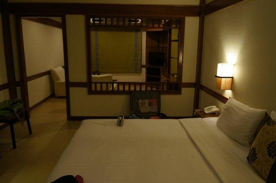 The Viridian Resort: the bigger room