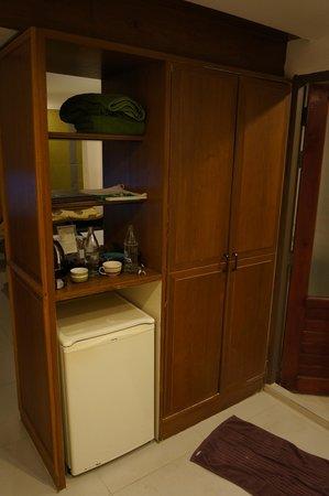 The Viridian Resort: smaller room