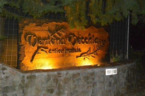 Ventena Vecchia - Antico Frantoio: entrée
