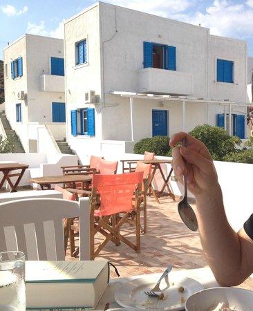 Glaronisia Hotel: Breakfast