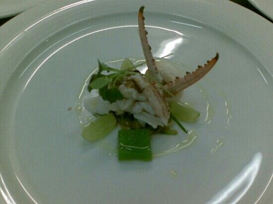 Chloe's Restaurant: crab