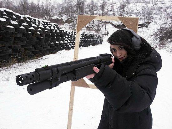 Shooting Range Prague: SHOTGUN of the year in USA