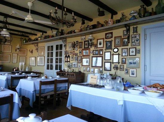 Doma Hotel: salle du petit dejeuner dans son jus ... magnifique