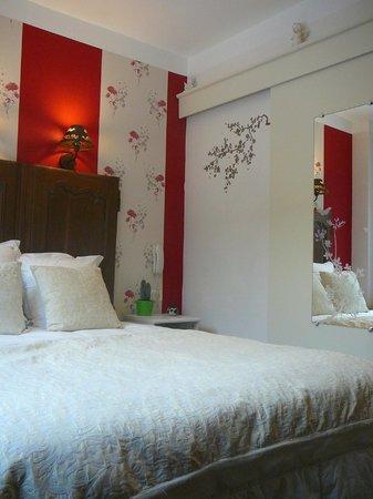 Hotel Au Soleil d'Or : Chambre 8