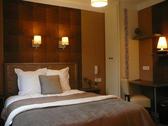 Hotel Au Soleil d'Or : Chambre 3