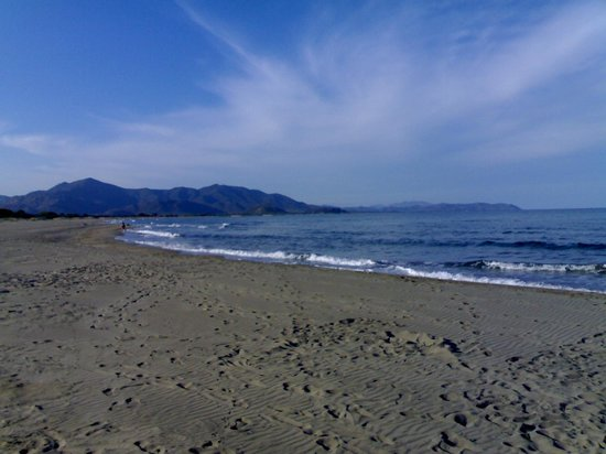 Ostello San Priamo : Spiaggia
