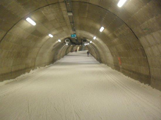 Vuokatti Sport Hotel: круглогодичный лыжный тоннель - 5 мин пешком от отеля