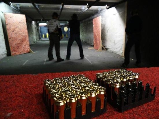 Shooting Range Prague: Shooting with english speaking instructor.