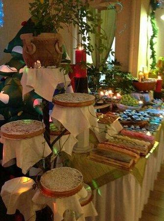 Hotel Margherita: buffet di ferragosto