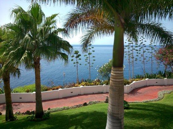 Hotel Jardin Tecina: vistas habitación