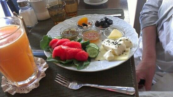 Ufak Tefek Seyler & Kafe: Sweet home breakfast