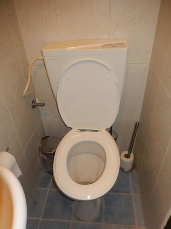 Jerusalem Inn Hotel: Туалет