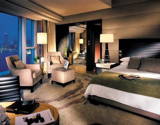 Four Seasons Hotel Hong Kong: Four Seasons Executive Suite