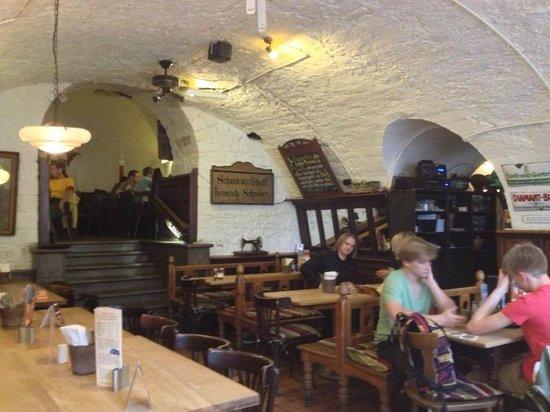 Eisgrub Brau: Restaurant