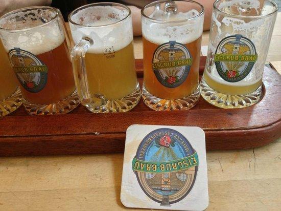 Eisgrub Brau: Helles Bier super