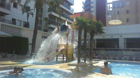 Hotel RH Bayren Parc: Piscina infantil